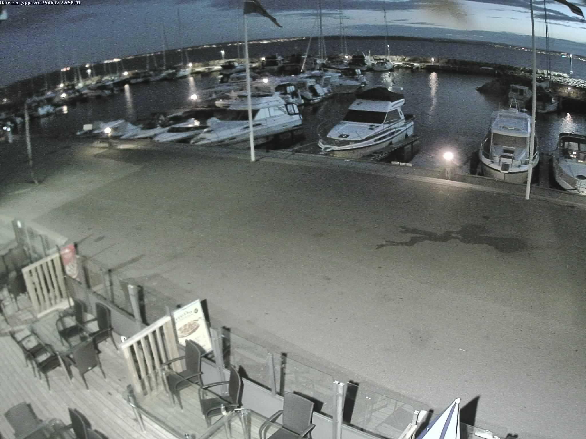 Rygge - Fuglevik Båthavn; vest