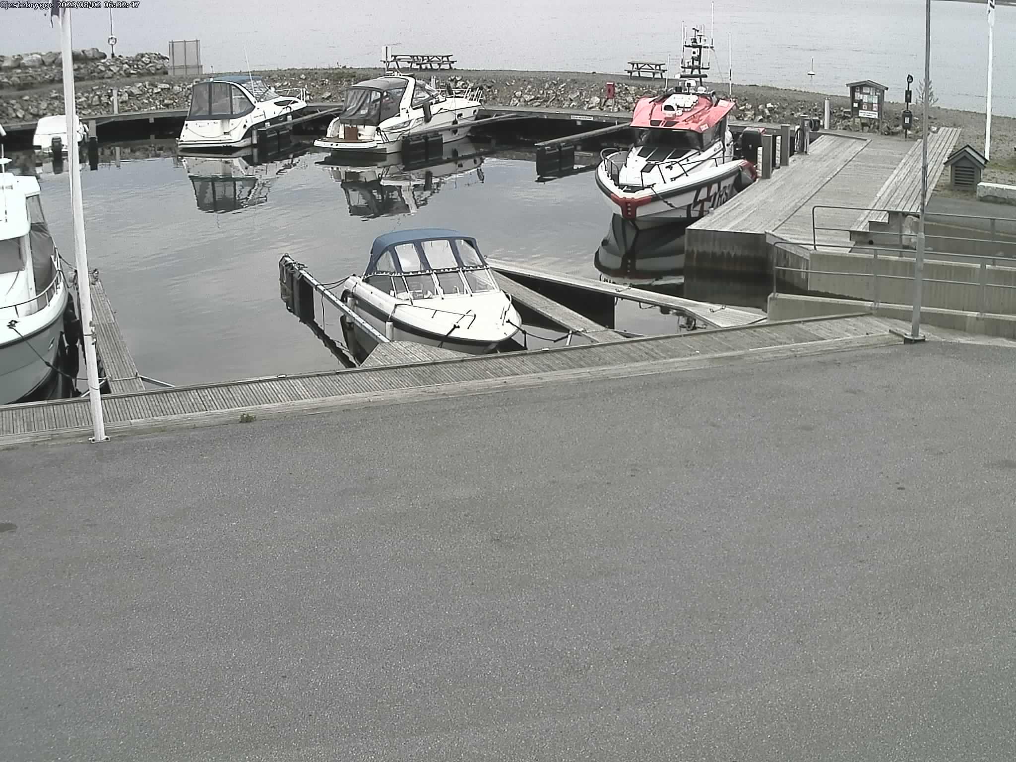 Rygge - Fuglevik marina; guest harbour
